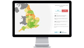 ONS Health Index Explorer