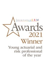 Insurance ERM Young Actuarial and Risk Professional of the Year